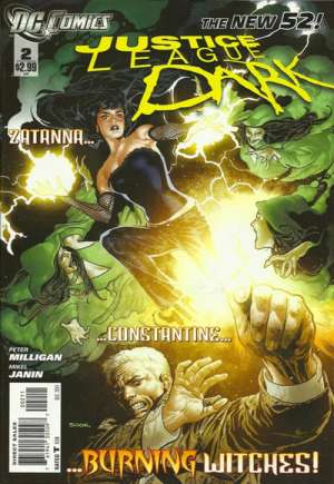Justice League Dark (2011-2015)#2