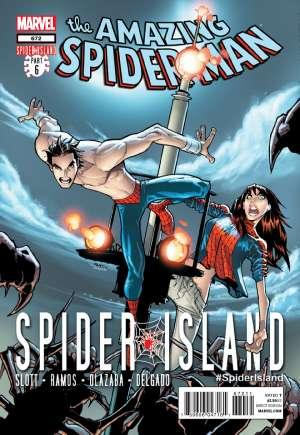 Amazing Spider-Man (1999-2014)#672B