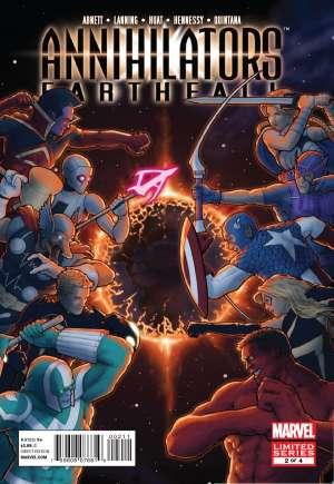 Annihilators: Earthfall#2
