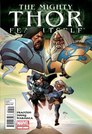 Mighty Thor (2011-2012)#7A
