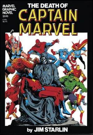 Marvel Graphic Novel (1982-1988) #GN Vol 1G