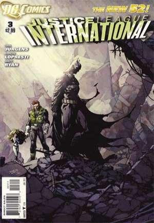 Justice League International (2011-2012)#3