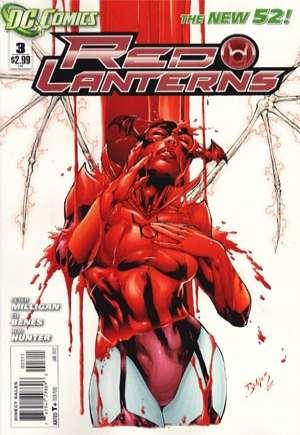 Red Lanterns (2011-2015)#3