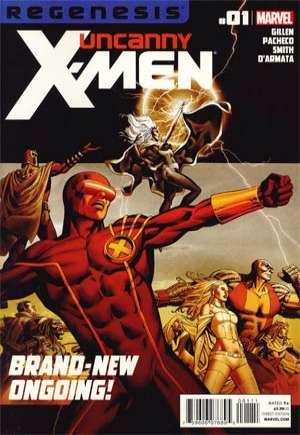 Uncanny X-Men (2011-2012)#1A