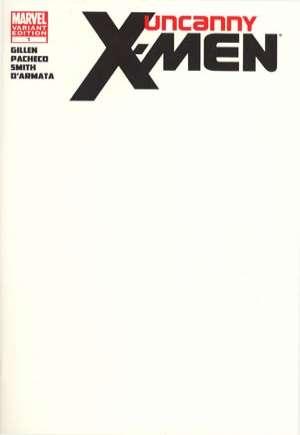 Uncanny X-Men (2011-2012)#1B