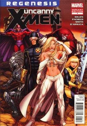 Uncanny X-Men (2011-2012)#1C