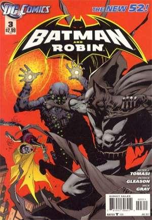 Batman and Robin (2011-2015)#3