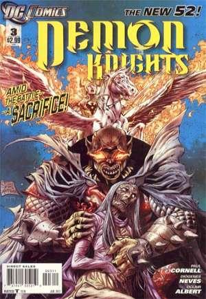 Demon Knights (2011-2013)#3