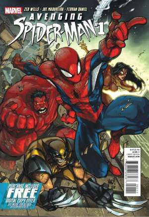 Avenging Spider-Man (2012-2013)#1A