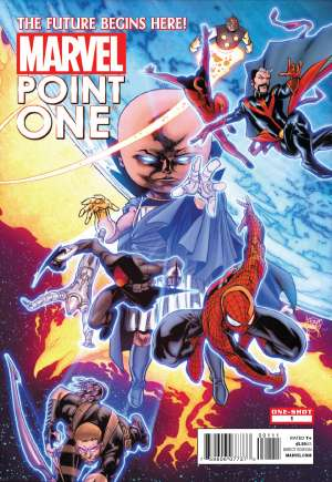 Point One (2012) #One-Shot A