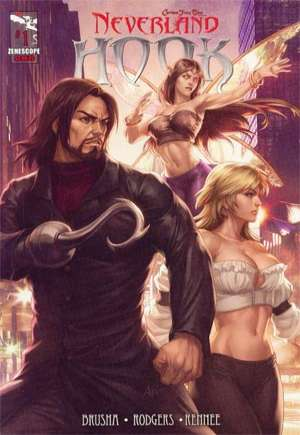 Grimm Fairy Tales: Neverland - Hook#1A