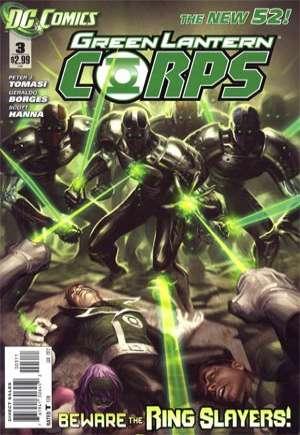 Green Lantern Corps (2011-2015)#3