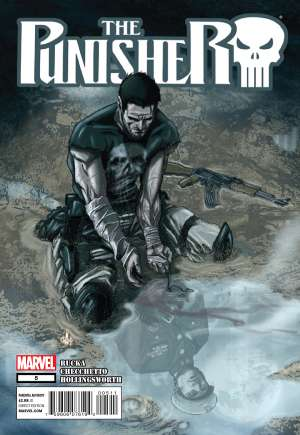 Punisher (2011-2012) #5A