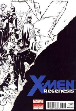 X-Men: Regenesis (2011)#1C
