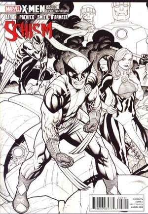X-Men: Schism (2011)#1I