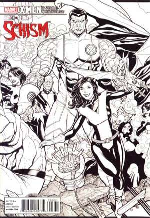 X-Men: Schism (2011)#3D