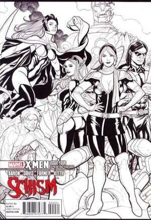 X-Men: Schism (2011)#4C