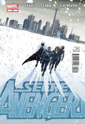 Secret Avengers (2010-2013)#19A