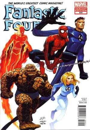 Fantastic Four (2012)#600B