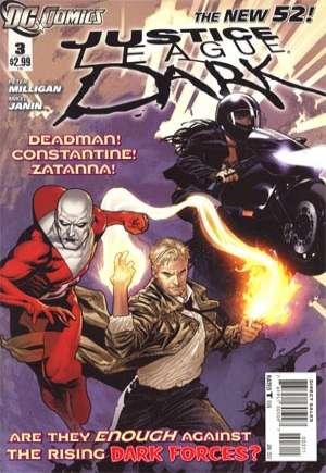 Justice League Dark (2011-2015)#3