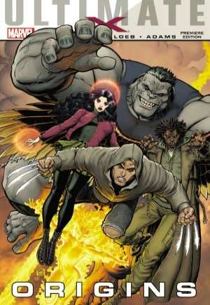 Ultimate Comics: X (2010-2011)#HCA