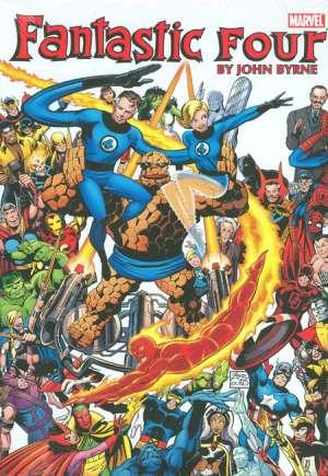 Fantastic Four By John Byrne Omnibus (2011-2013)#HC Vol 1A