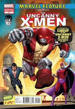 Uncanny X-Men (2011-2012)#2B