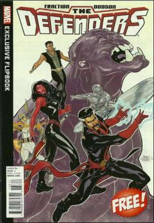 Defenders/Avengers: X-Sanction Preview Book (2011) #One-Shot