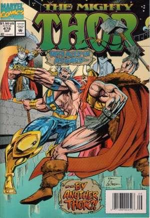 Thor (1966-1996)#478A