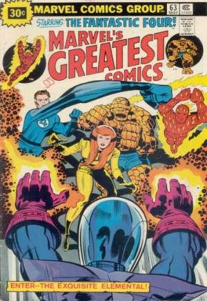 Marvel's Greatest Comics (1969-1981)#63B