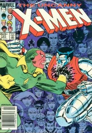 Uncanny X-Men (1963-2011)#191D