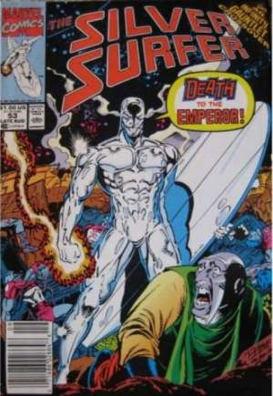 Silver Surfer (1987-1998) #53A