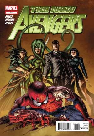 New Avengers (2010-2013)#19