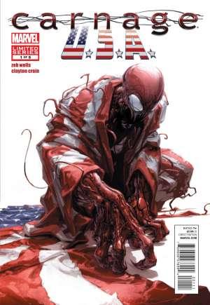 Carnage U.S.A. (2012)#1A