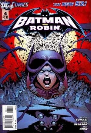 Batman and Robin (2011-2015)#4