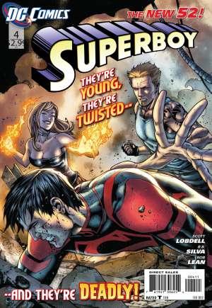 Superboy (2011-2014)#4