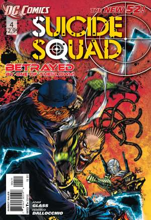 Suicide Squad (2011-2014)#4