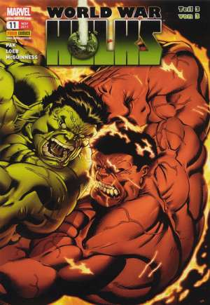 Hulk (GER) (2008-Present)#TP Vol 11