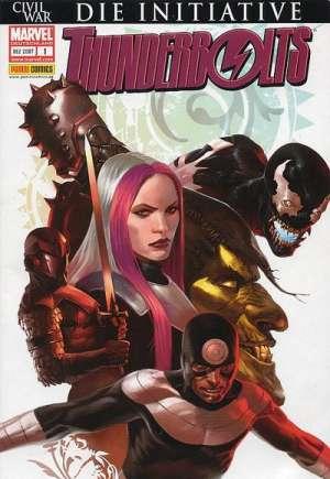 Thunderbolts (GER) (2007-2011)#TP Vol 1