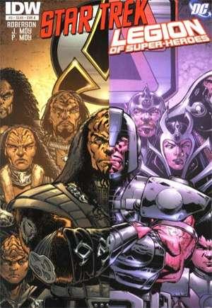 Star Trek/Legion of Super-Heroes#3A