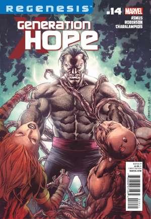 Generation Hope (2011-2012)#14