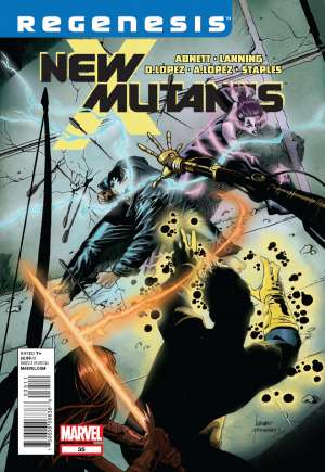 New Mutants (2009-2012)#35A