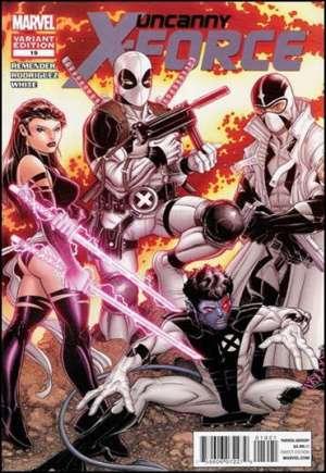 Uncanny X-Force (2010-2012)#19B