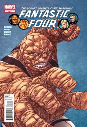 Fantastic Four (2012)#601A