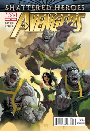 Avengers (2010-2012)#20A