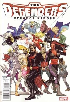 Defenders: Strange Heroes#1