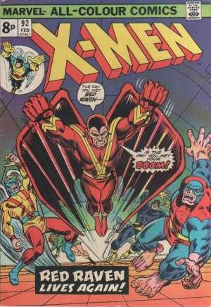 Uncanny X-Men (1963-2011)#92B