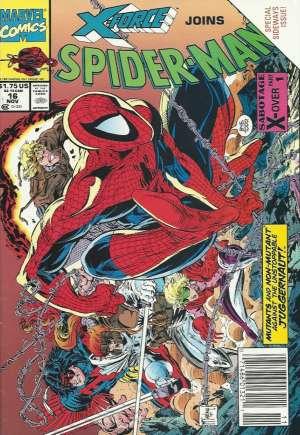 Spider-Man (1990-1998)#16A
