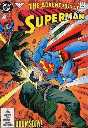 Adventures of Superman (1987-2006)#497B