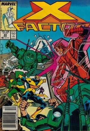 X-Factor (1986-1998)#23A